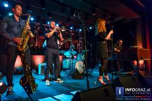 Konzert Raphael Wressnig & the soul gift band