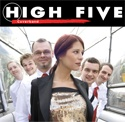 High Five Bandfoto
