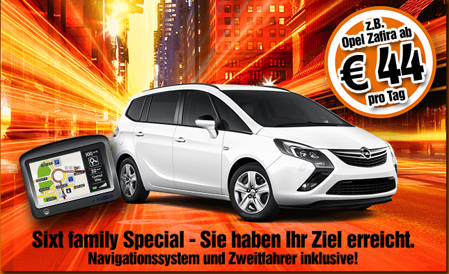 Sixt Special